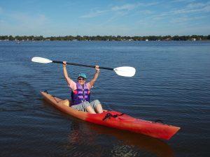 paddling challenge