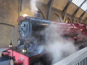 train to Hogwarts