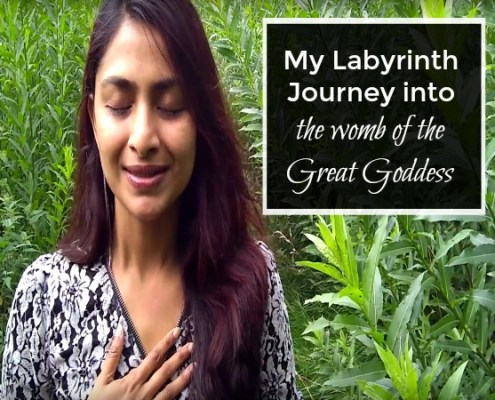 My Labyrinth Journey