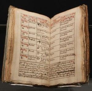 Slide 18 - The Rawlinson Manuscript