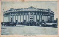 En 1929 se inaugura la plaza definitiva de la ciudad, con toros de Indalecio García Mateo lidiados por Valencia II, Antonio Posada y Algabeño. Fue derruida en la década de los sesenta.