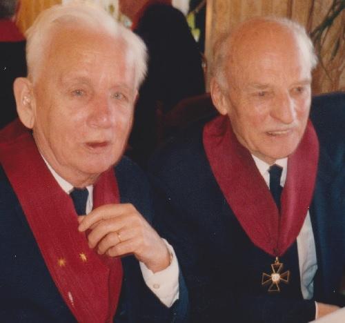 Lennart Sjöblom o Götas Lars Wilson 1992
