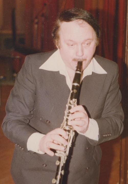 Bo L Spång 1977