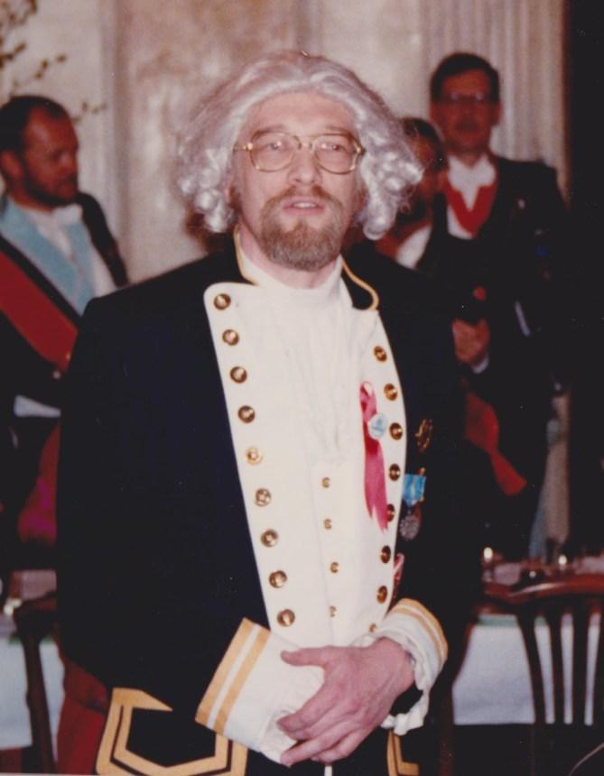 Choralintendent Lindqvist 1989