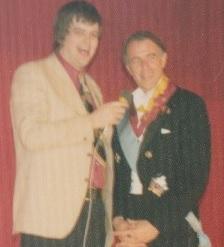 Pelle Nyquist o C-W Lothigius 1975