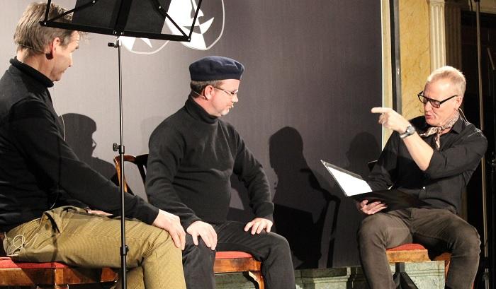 Teaterrepetition