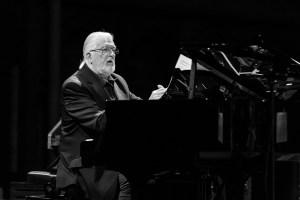 Jon Lord grand piano