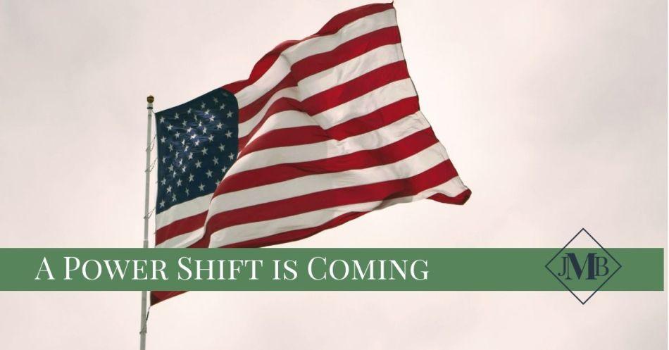 Prophetic Word: Power Shift