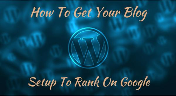 How To Setup a Website on WordPress