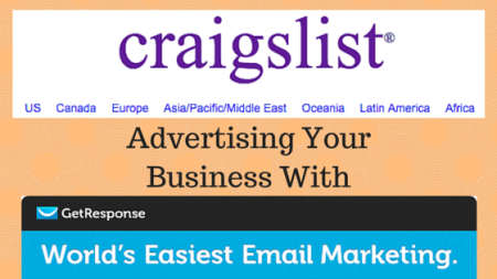 Craigslist Training for Getresponse