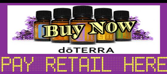 Retail Doterra Oils