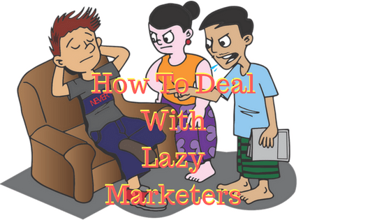 How To Get Lazy Members To Start Producing In Your Business