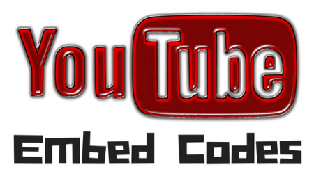 youtube-embed-codes