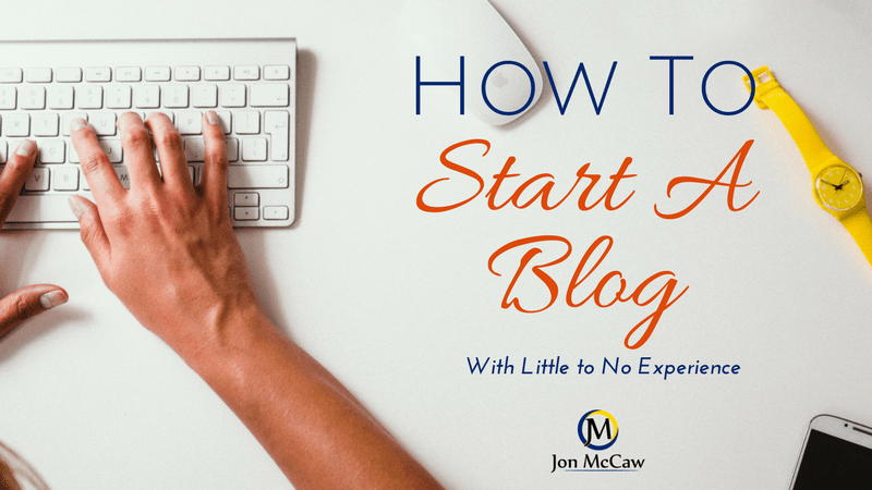 How To Start A WordPress Blog With No Prior Technical Experience