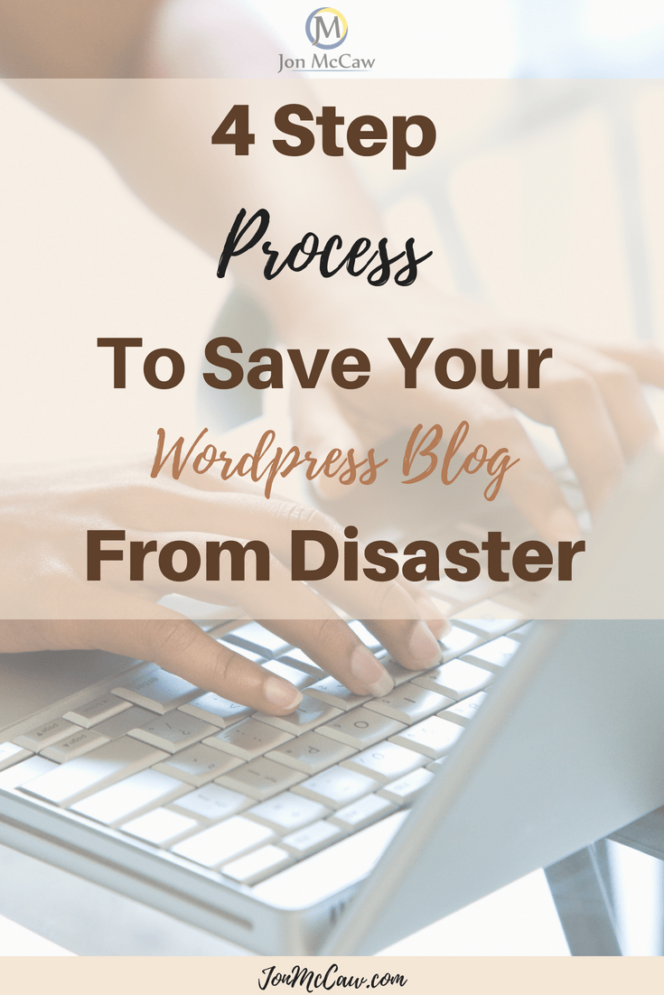 WordPress Blog Back UP - Are you sure that your wordpress blog is safe? what if something happened to your wordpress blog today? would you be able to continue your blog without skipping a beat? This blog will show you how you can avoid disaster and save all your hard work. WordPress WordPress Blog Back up for anyone that blogs and wants to be sure it's safe out there in the wild