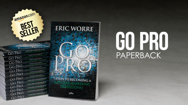 Books About Online Business Marketing Go Pro Eric Worre