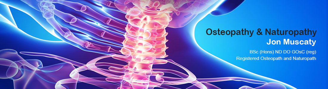 Jon Muscaty Osteopathy and Naturopathy