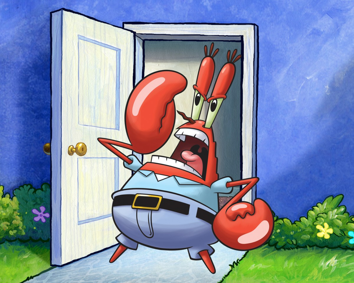 The Krabs Theory Whos Really the Mother of Pearl  Jon