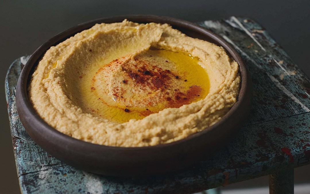 Wholesome, Healthy Hummus