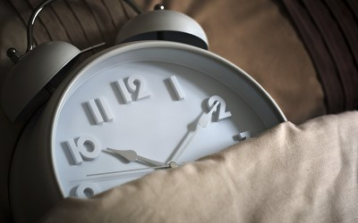 SEVEN PART LIFESTYLE PLAN – STEP FOUR: Upgrade your sleep
