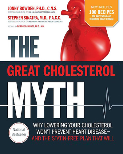 The Great Cholesterol Myth - Book Cover
