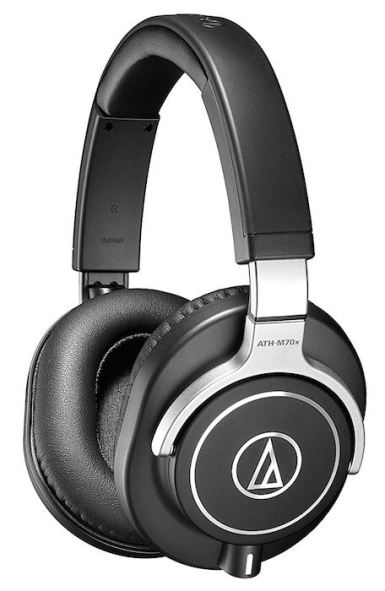 Audio Technica ATH-M70x vs M50x