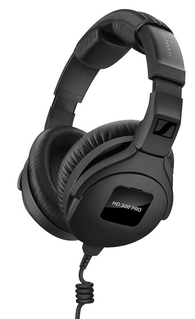 sennheiser HD 300 Pro studio headphones 2019
