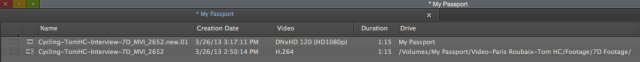 Relinking AMA in AMC 6.5