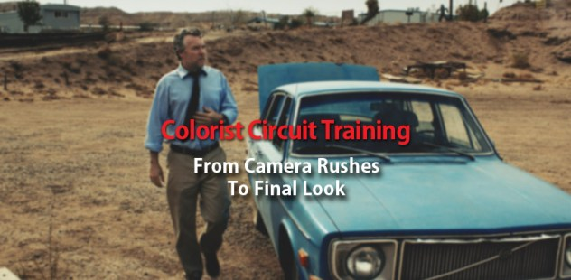colorist training