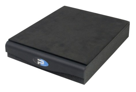 studio speaker isolation pads for edit suites
