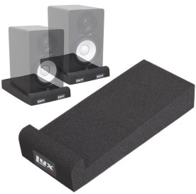 Speaker isolation pads