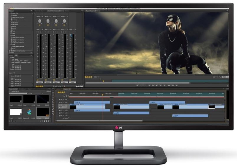 4K Video Editing Monitors | Jonny Elwyn - Film Editor