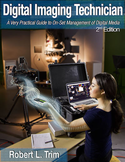 Digital Imaging Technician 2nd Edition