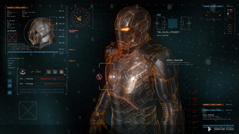 Avengers Age of Ultron Graphics