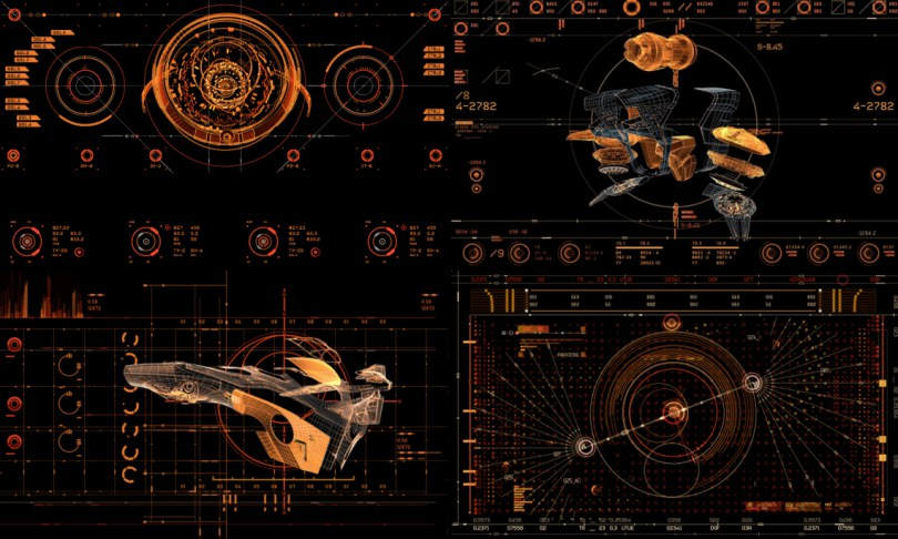 Creating graphics for hollywood feature films