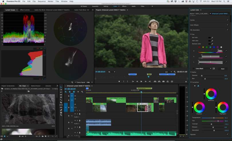 new features in premiere pro