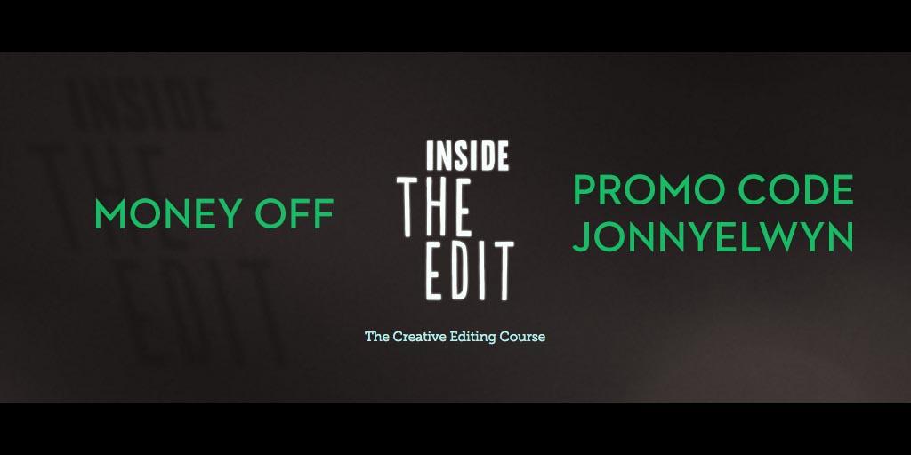 save money on Inside The Edit