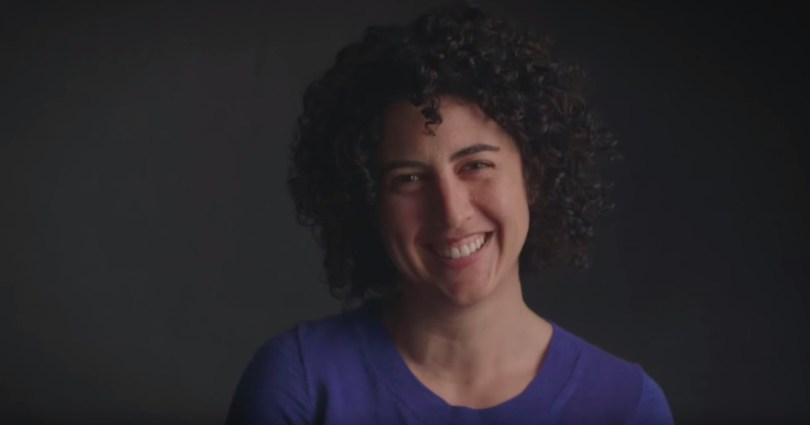 Film editor Julia Bloch