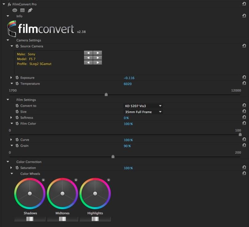 filmconvert plugin review