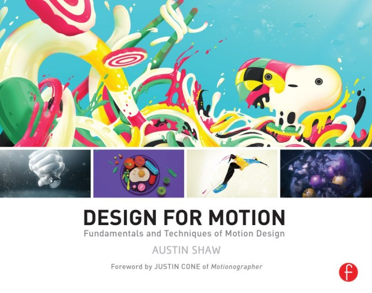 Motion Design books Reviewed