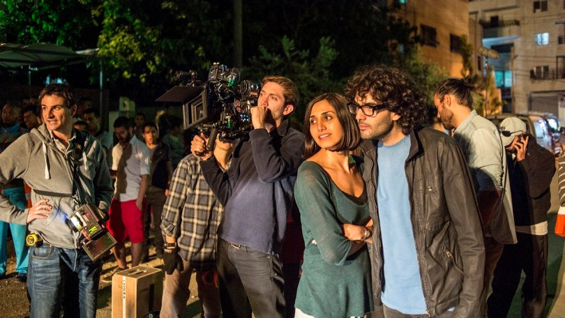 Making of Under The Shadow