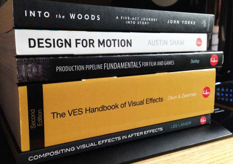 books for film editors