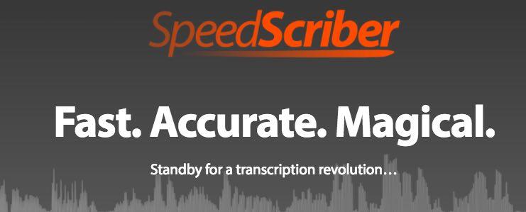 Post production transcription services