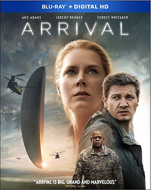 Pre-order Arrival Blu Ray