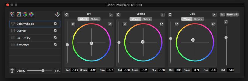 Color finale Pro fcpx grading plugin review 2017