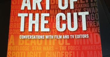 Art of the cut book review by steve hullfish