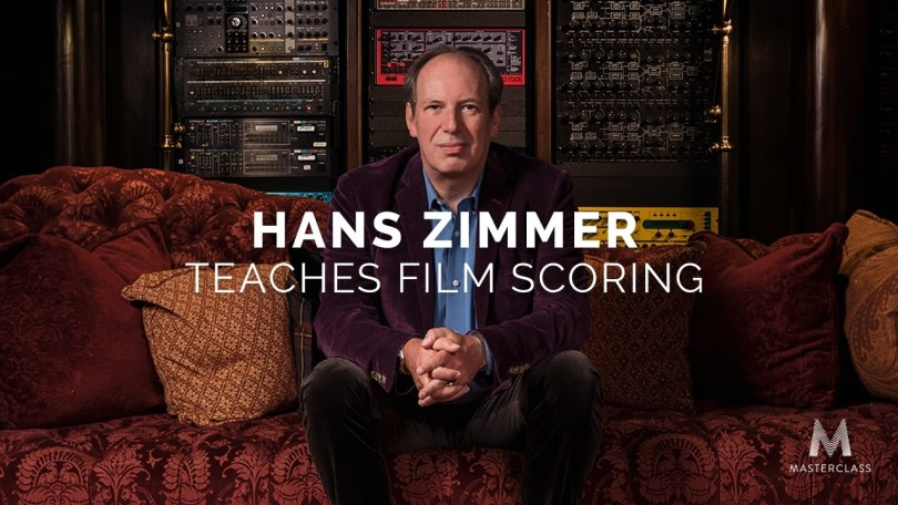 hans zimmer teaches film scoring review