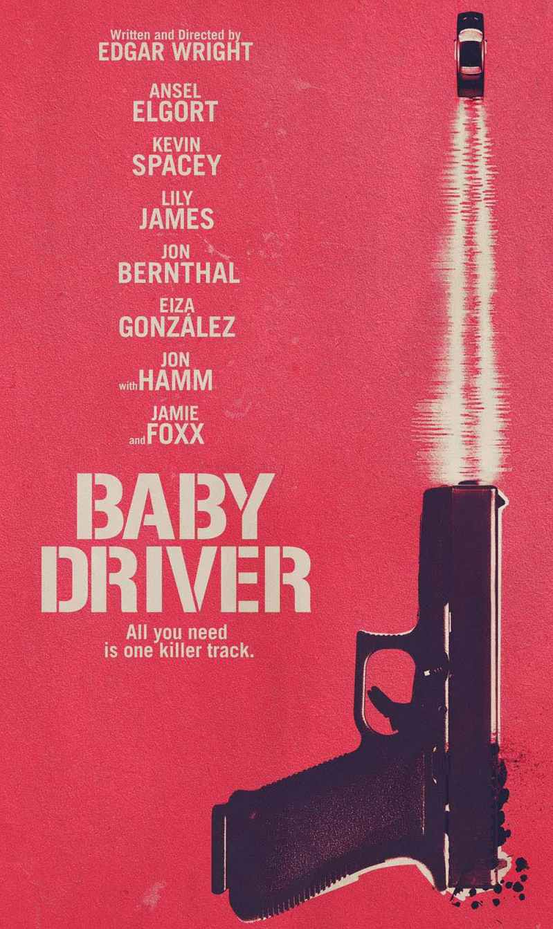 making of baby driver