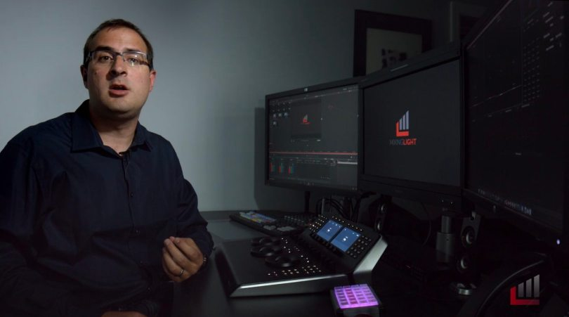 Mixing light DaVinci Resolve 14 new features training review