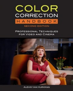 books on colour grading
